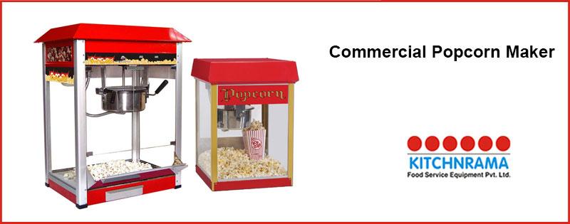 Commer-Popcorn-Maker