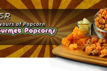 Gourmet Popcorns