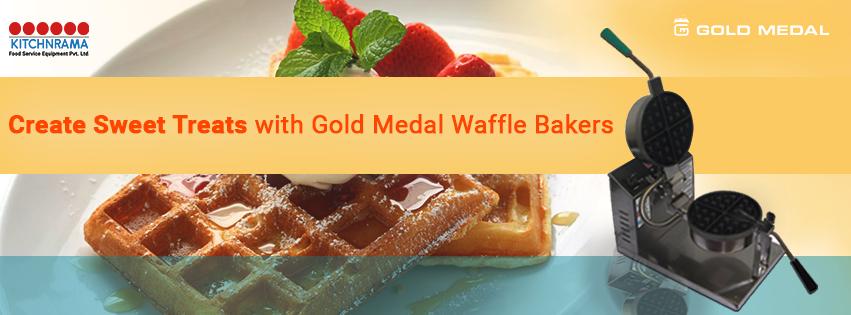 Gold Medal Waffle Baker