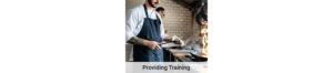 Providing Training