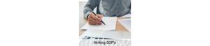 Writing SOP's